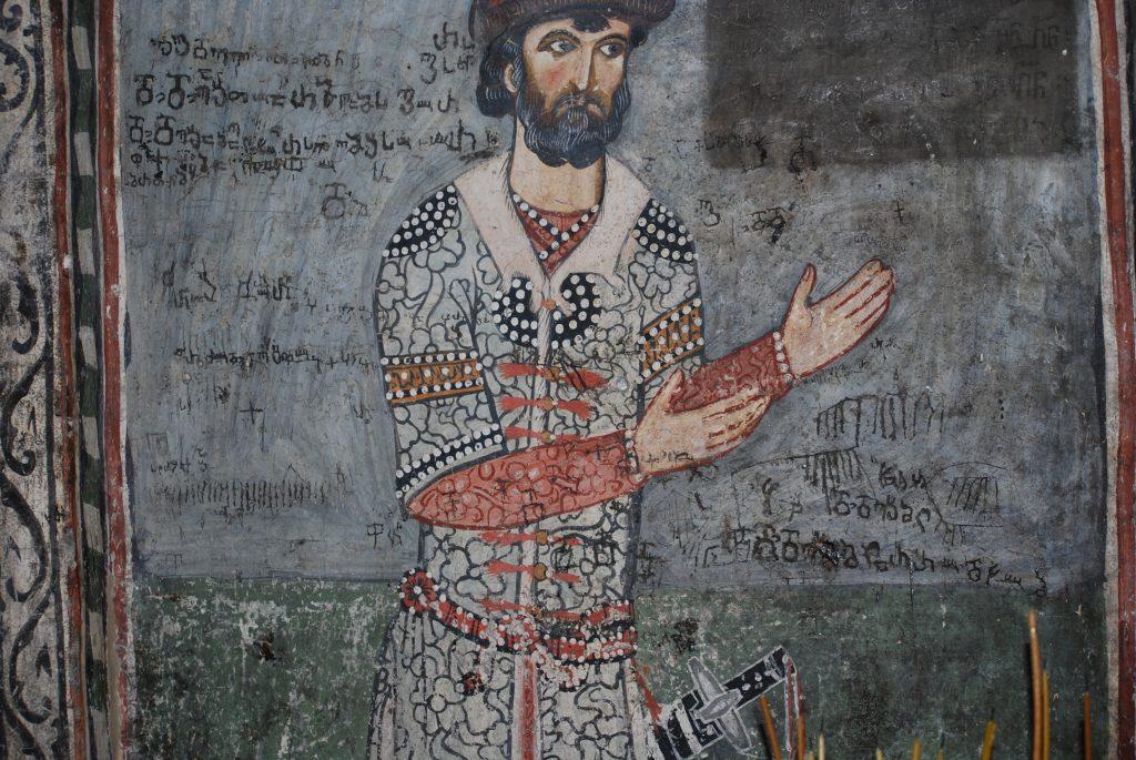 Fresco, Laghami Mestia