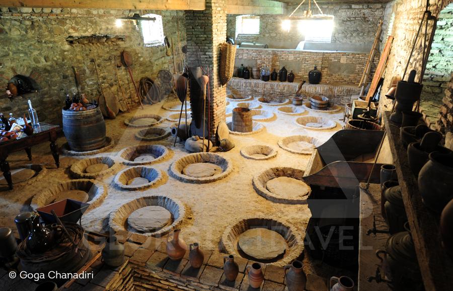 Telavi Wine Cellar