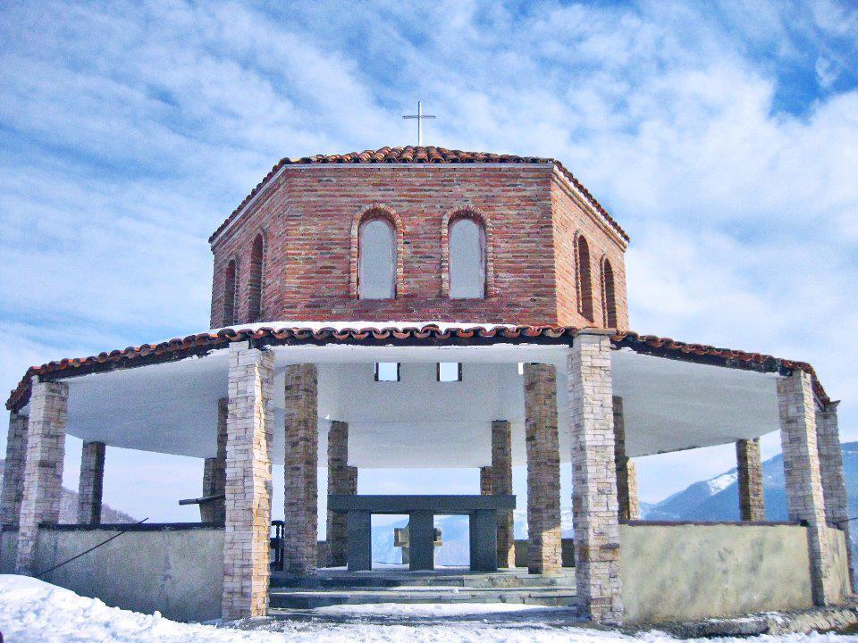 Karmeli Monastery, Winter