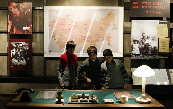 Soviet Occupation Museum, Tbilisi by Guardian