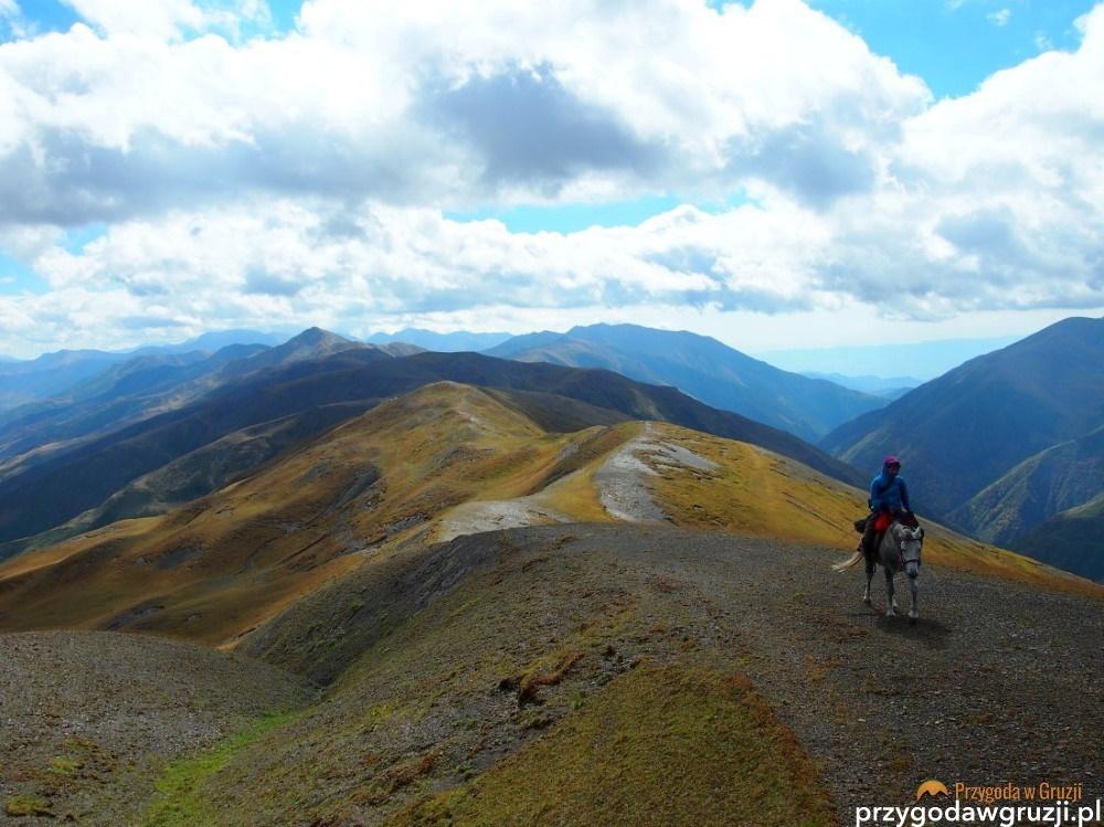 Main Caucasus Range, Tusheti
