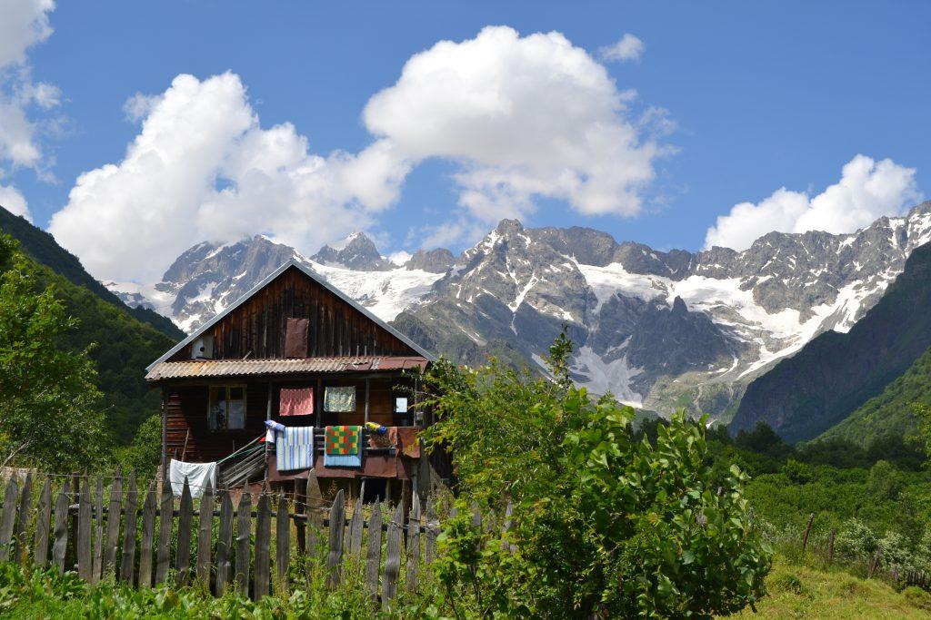 Gona village, Racha