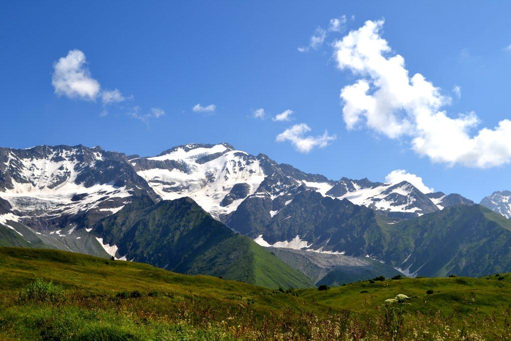 Notsara – The kingdom of Glaciers & Trekking routes of Racha